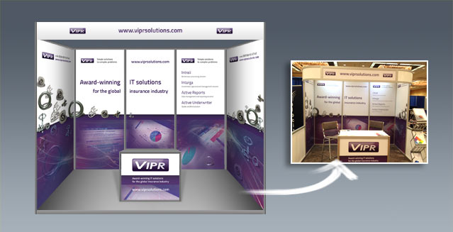 Marketing Exhibition Stand Out : Stand out design ronin marketing