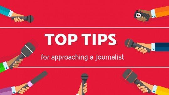 RONINapproachingJournalist