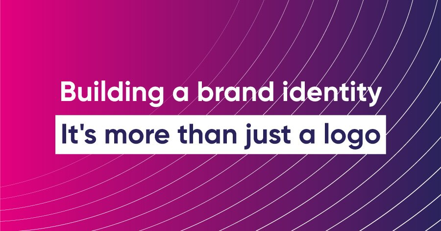 Building a brand identity - it's more than just a logo