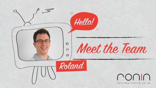 Meet the team, Roland
