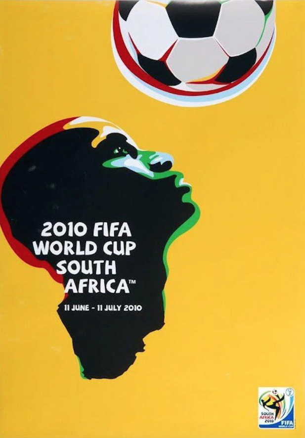 FIFA World Cup South Africa poster