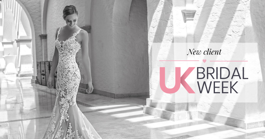 RONIN's latest client, UK Bridal Week.