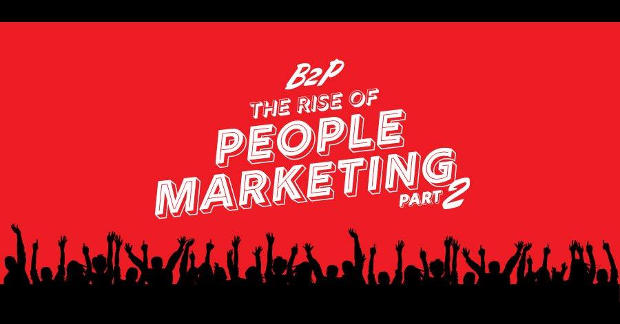 B2P Marketing blog graphic