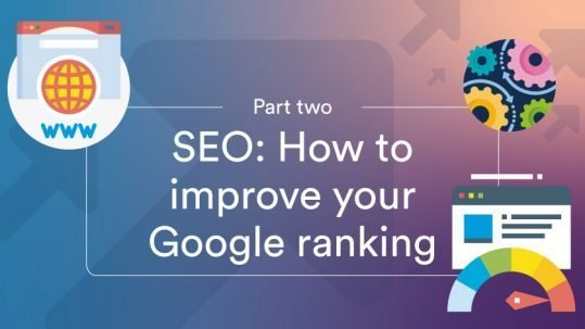 How to improve your google ranking blog title